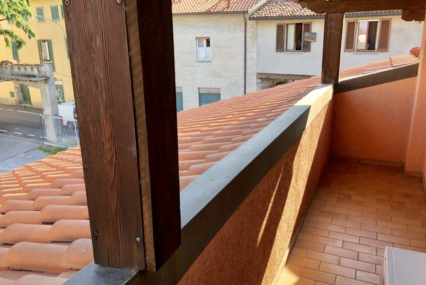 terrazzo coperto