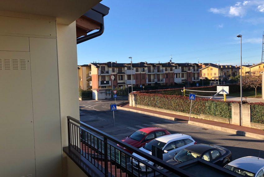 appartamento nuovo roncello terrazzo loggiato