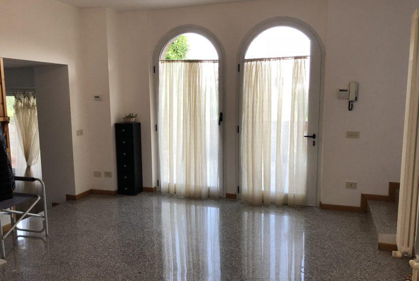 ingresso Villetta schiera Palazzago vendita