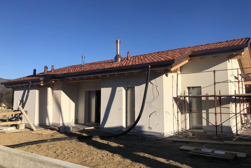 villa singola nuova costruzione