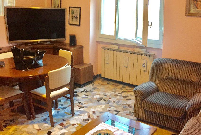 soggiorno appartamento Barzanò