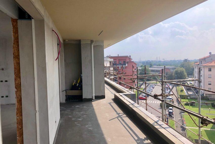 terrazzi coperti con illuminazione led integrata