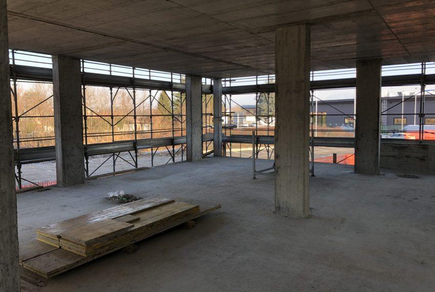 quadrilocale nuovo Concorezzo esempio area interna futuri appartamenti