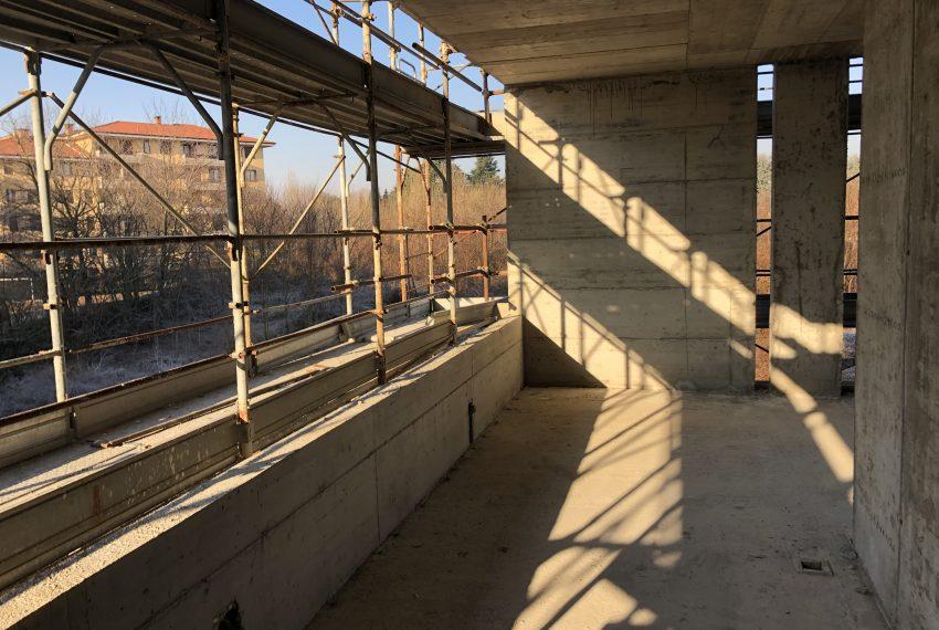 quadrilocale nuova costruzione Concorezzo terrazzo loggiato panoramico