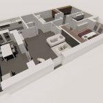 appartamento quadrilocale in Centro a Concorezzo Nuovo