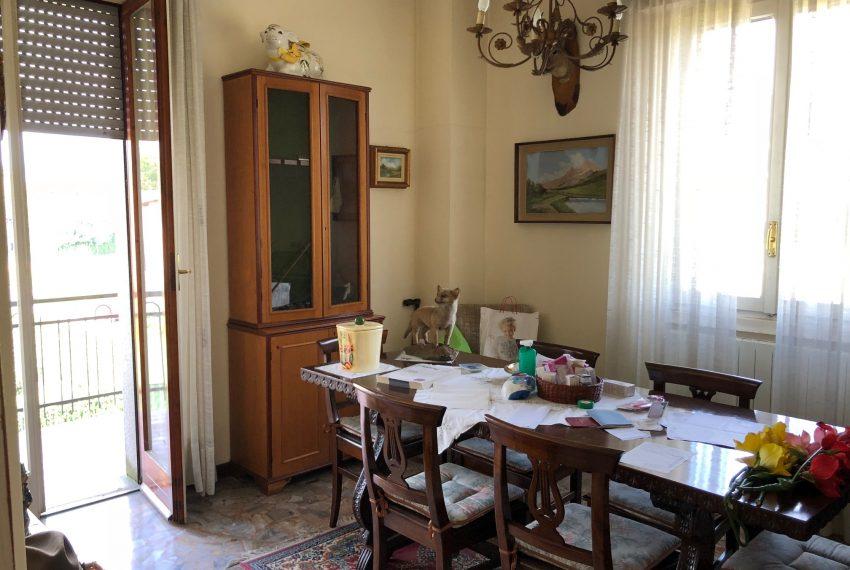 sala da pranzo cucina piano primo
