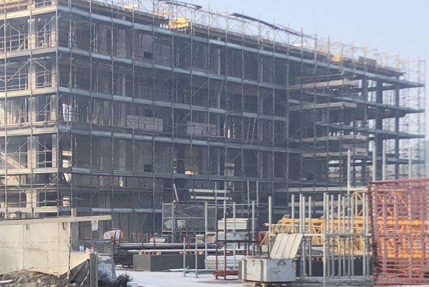 stato avanzamento lavori Concorezzo Cantiere
