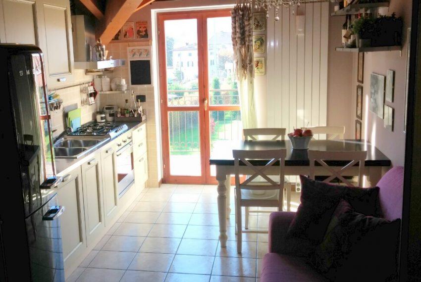 bilocale palazzago gromlongo zona giorno cucina pranzo area relax