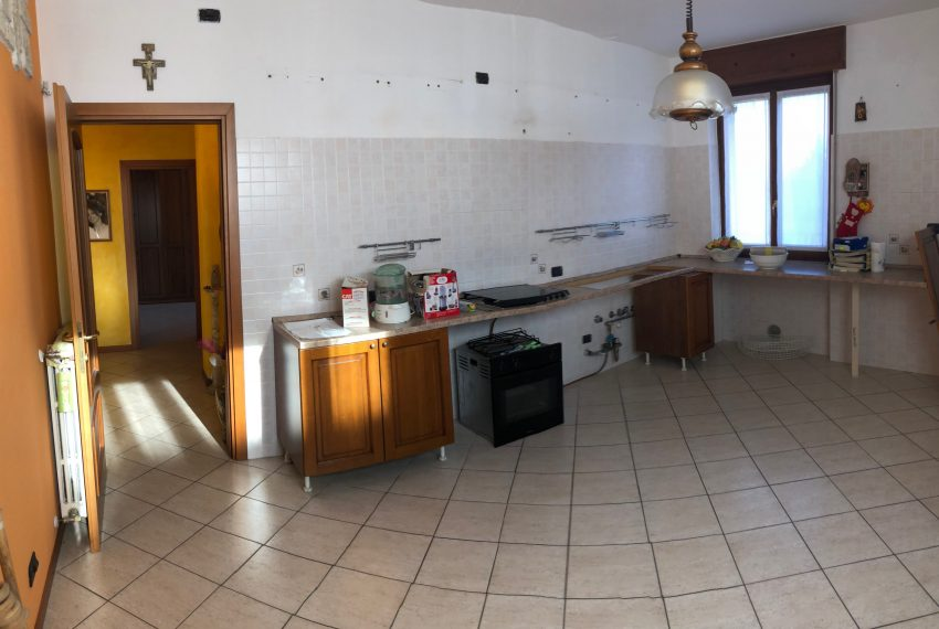 trilocale olgiate molgora cucina abitabile