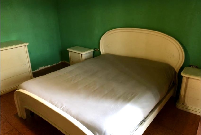 camera matrimoniale quadrilocale Castello Brianza