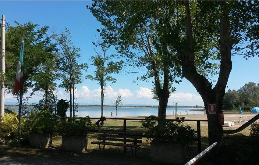 Isola privata in vendita scorcio spiaggia