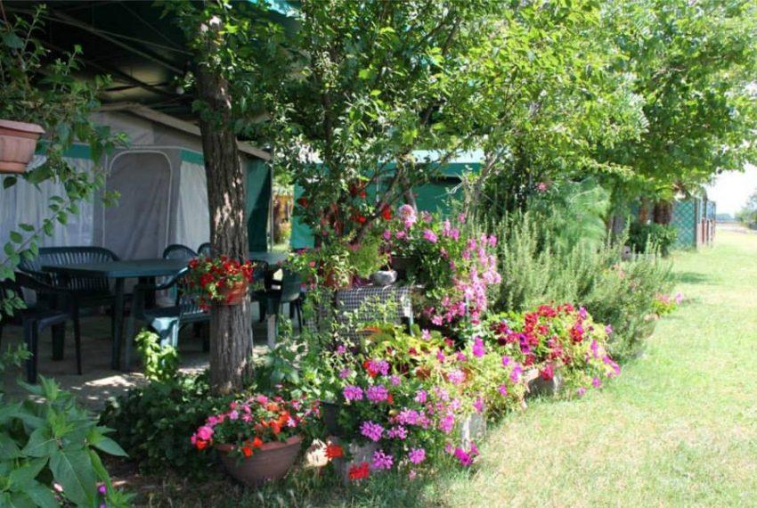 Isola privata in vendita camping piazzole
