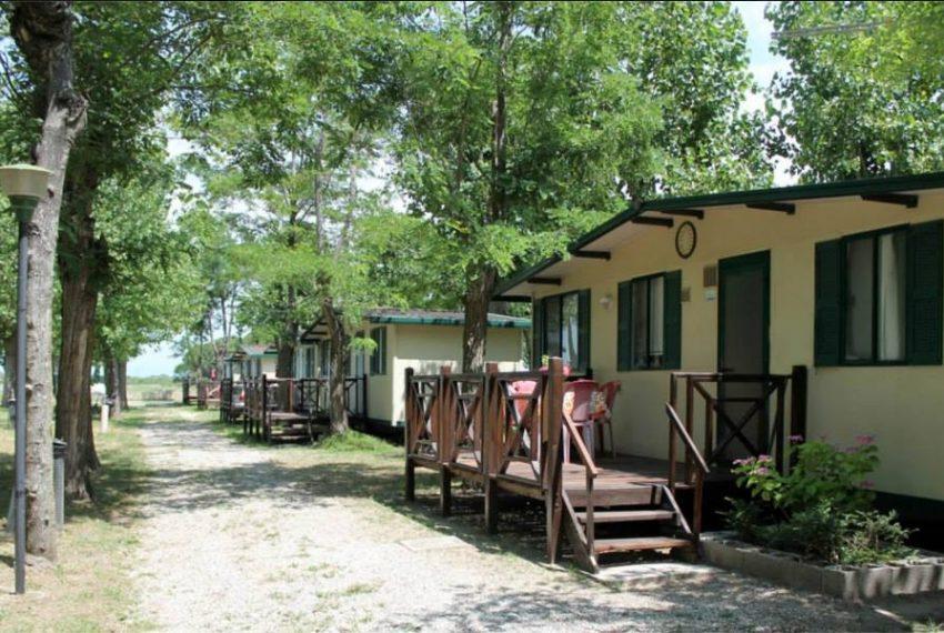 Isola privata in vendita case mobili