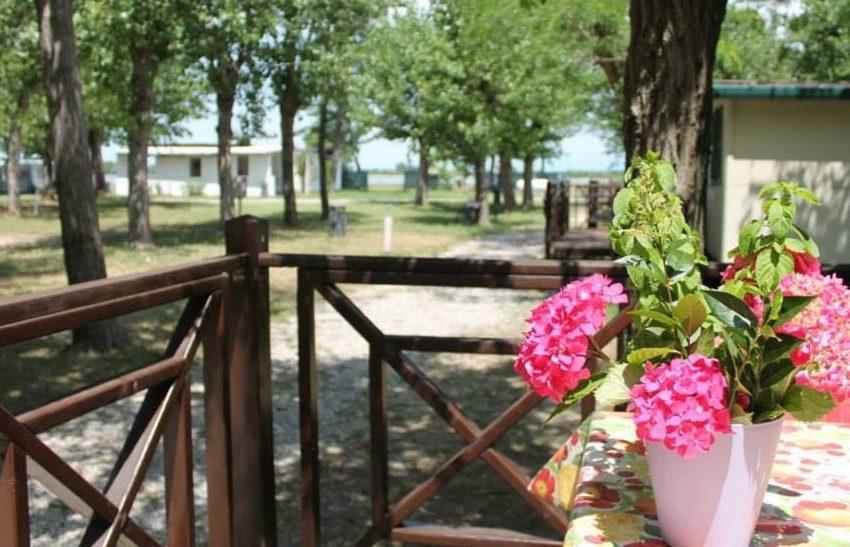 Isola privata in vendita camping dettaglio
