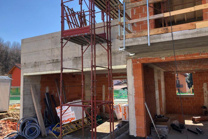 villa indipendente nuova costruzione a Dolzago classe A