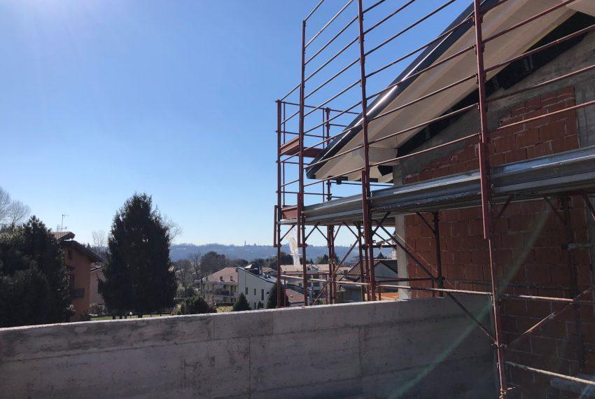 villa indipendente nuova costruzione a Dolzago