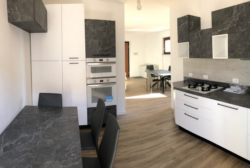 spaziosa cucina abitabile