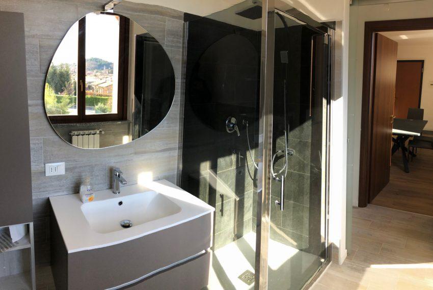 bagno arredato a servizio della zona giorno