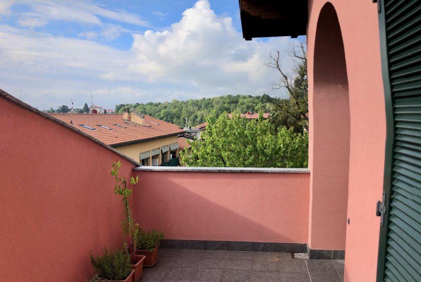 ampio terrazzo panoramico
