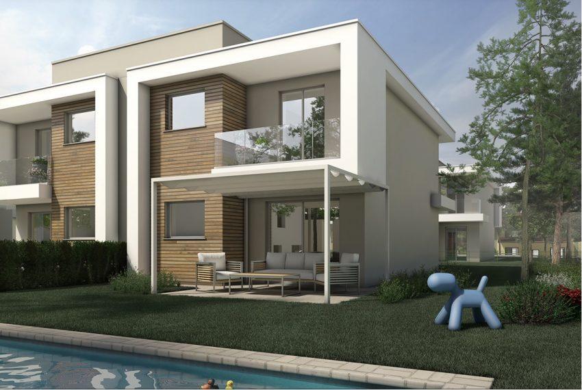 villa di design