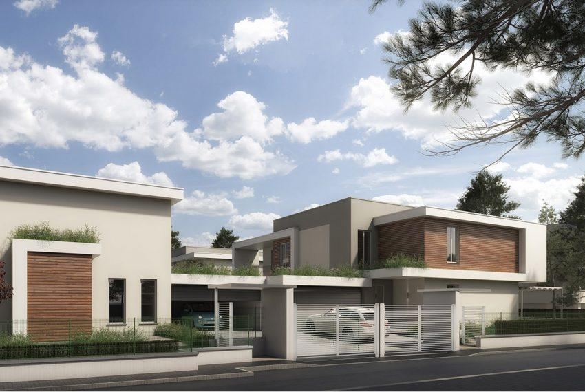 il nuovo complesso residenziale