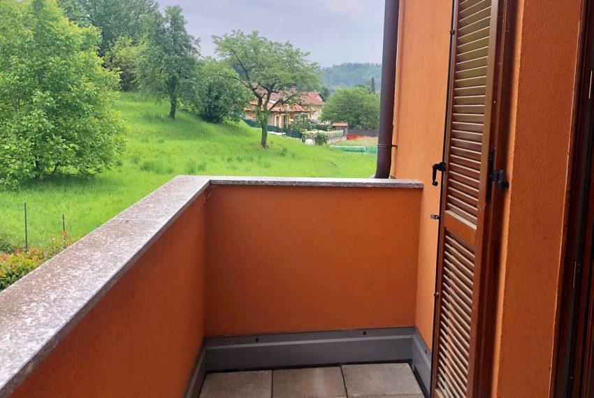 balcone a servizio della camera matrimoniale