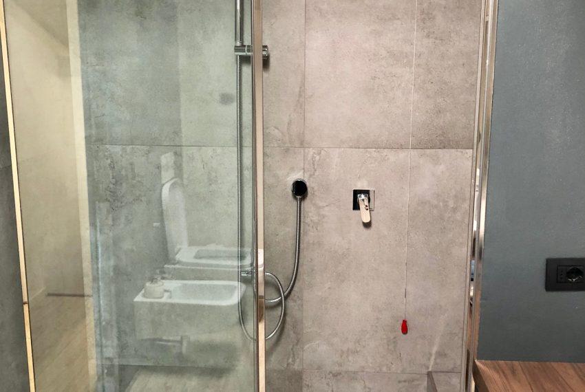 dettaglio doccia bagno zona notte