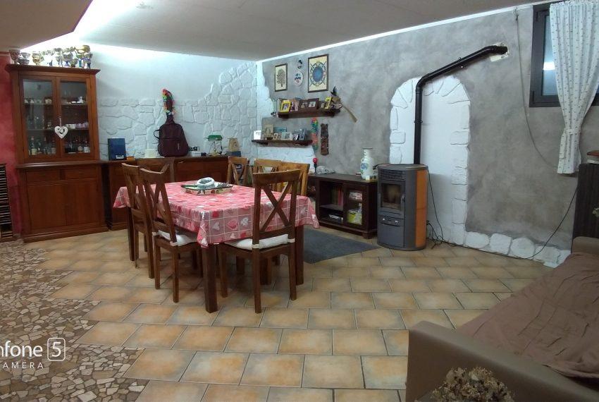 taverna godibile con stufa
