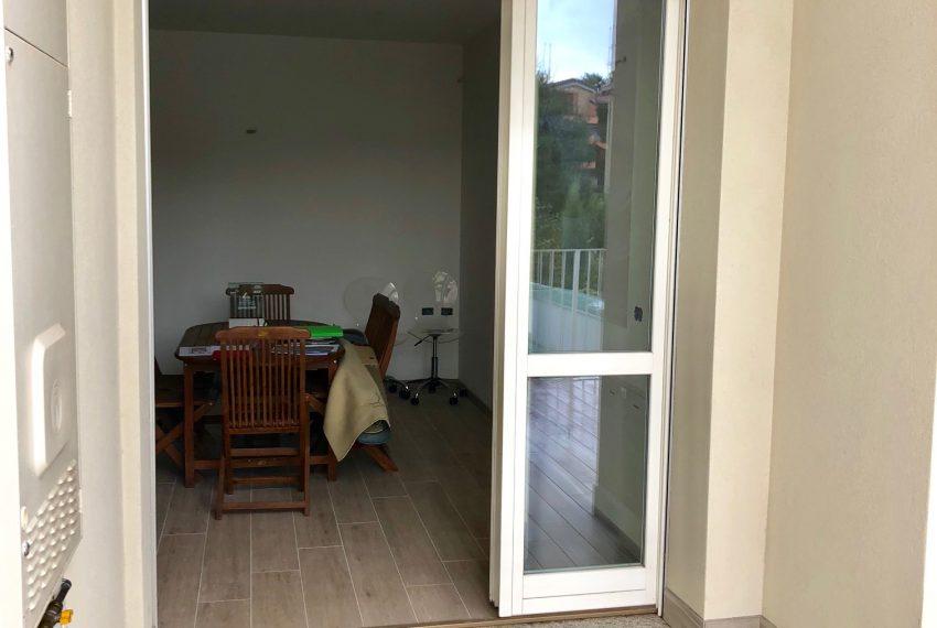 accesso al terrazzo vivibile