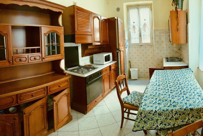 cucina abitabile piano terra