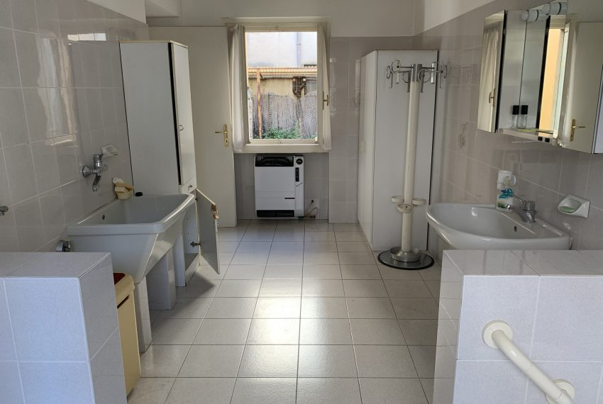 bagno lavanderia piano terra