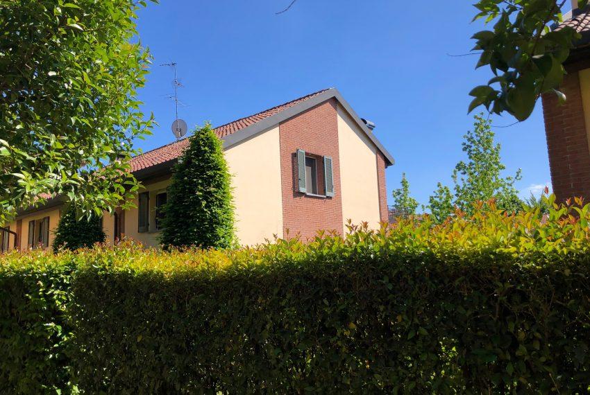 vista esterna complesso residenziale