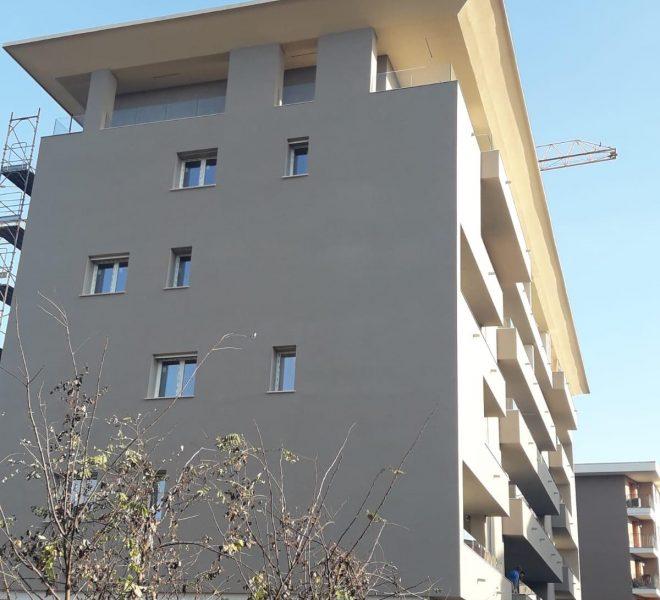 vista della Residenza Monte Cervino
