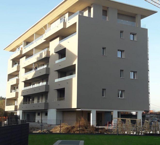 l'elegante complesso Residenza Monte Cervino