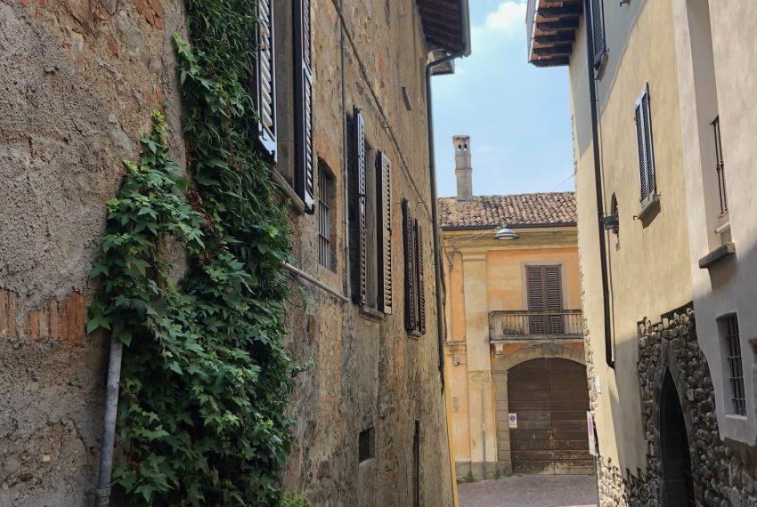 palazzo facciata laterale