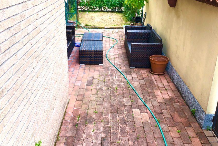 area a giardino di proprietà