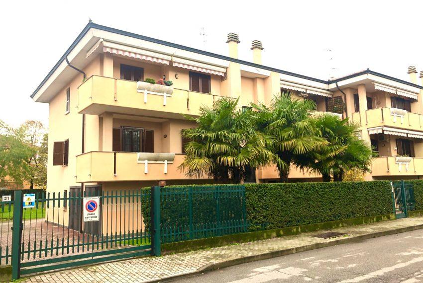 facciata palazzina