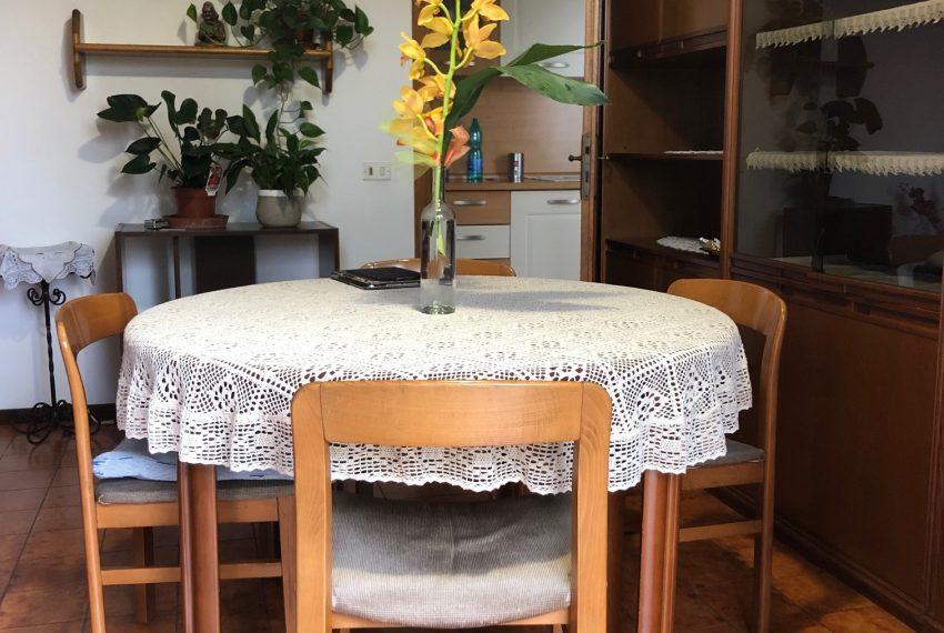 area pranzo soggiorno