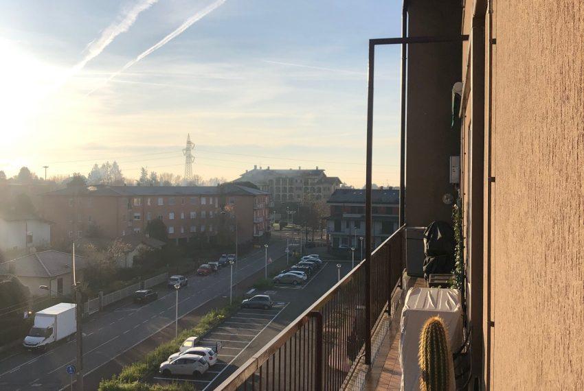 terrazzo con vista