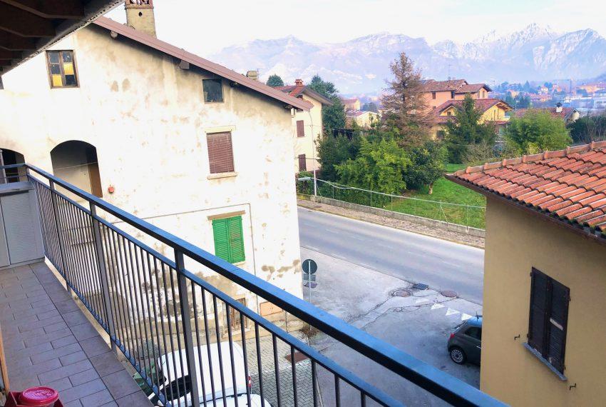 panorama dal terrazzo della zona giorno