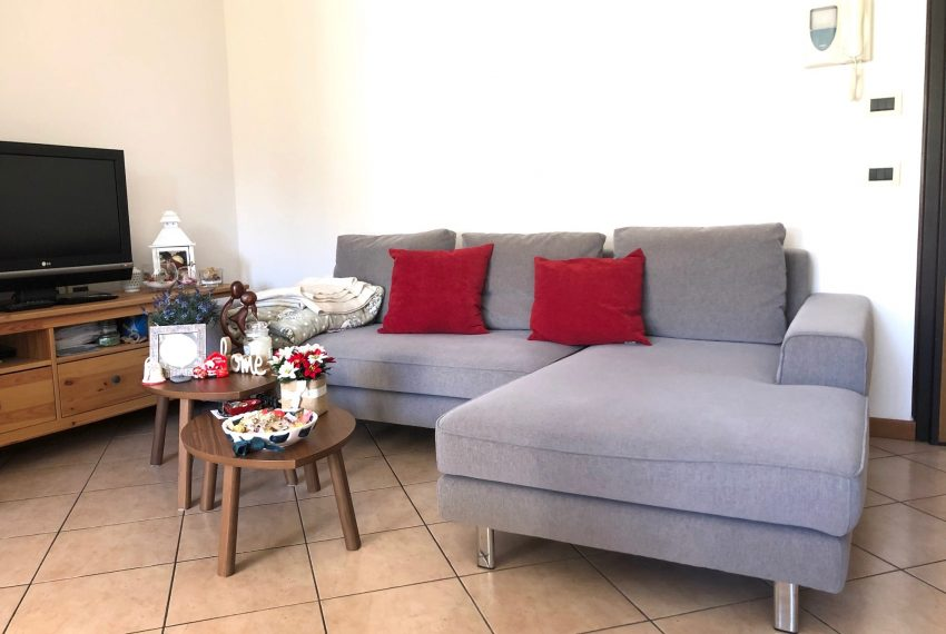 angolo divano e tv