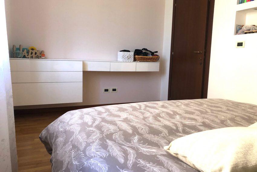 parete attrezzata camera da letto