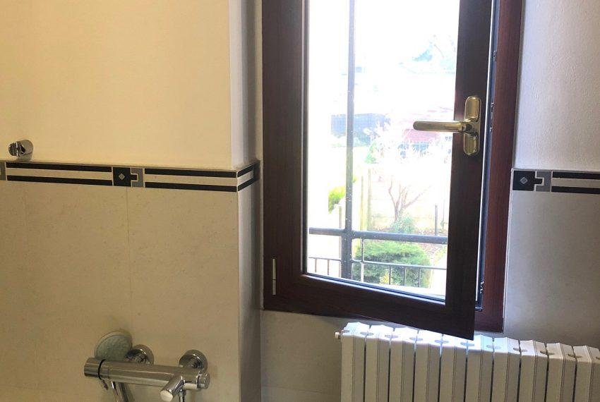 bagno padronale finestrato
