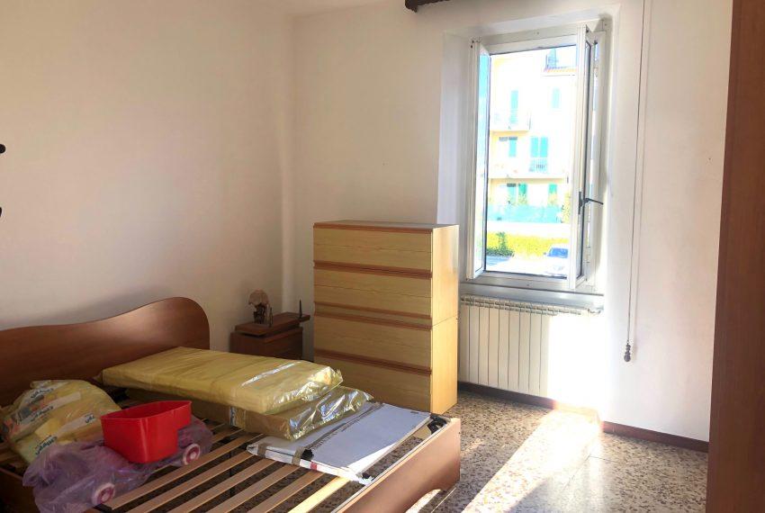 camera da letto con doppia esposizione