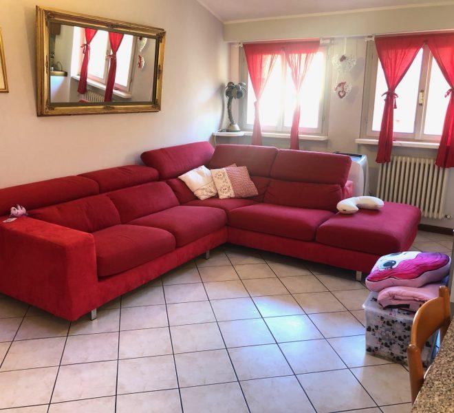 arioso e luminoso soggiorno