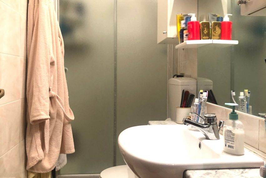 bagno di servizio completo