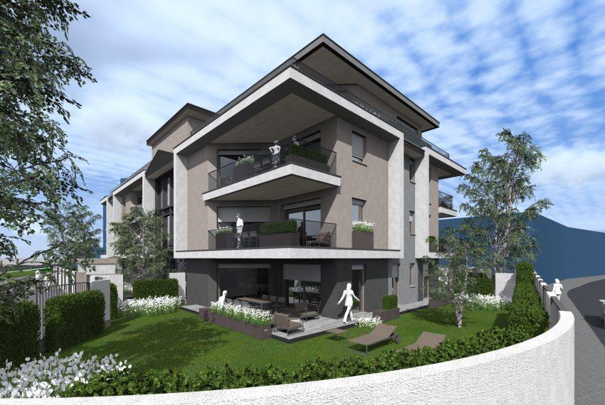 Residenza Le Terrazze nuovi appartamenti classe A3