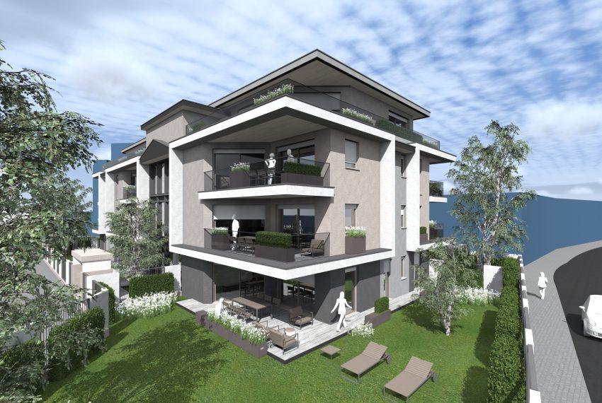 Residenza Le Terrazze il progetto
