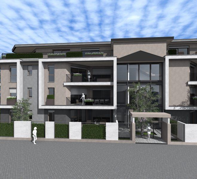 Concorezzo Residenza Le Terrazze appartamenti nuovi classe A3