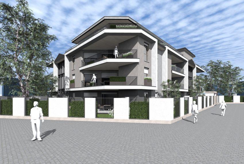 Residenza Le Terrazze appartamenti nuovi classe A3 Concorezzo
